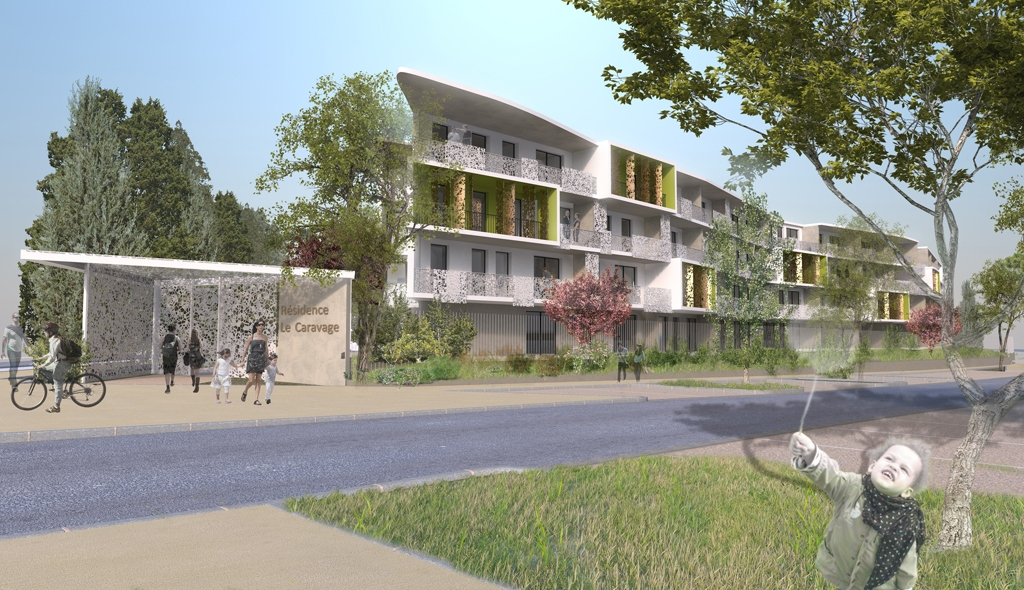 Tognella RESIDENCE LE CARAVAGE Montpellier (34)